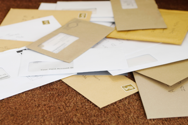 Eliminate Mail Clutter